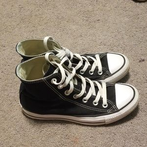 Black original Converse